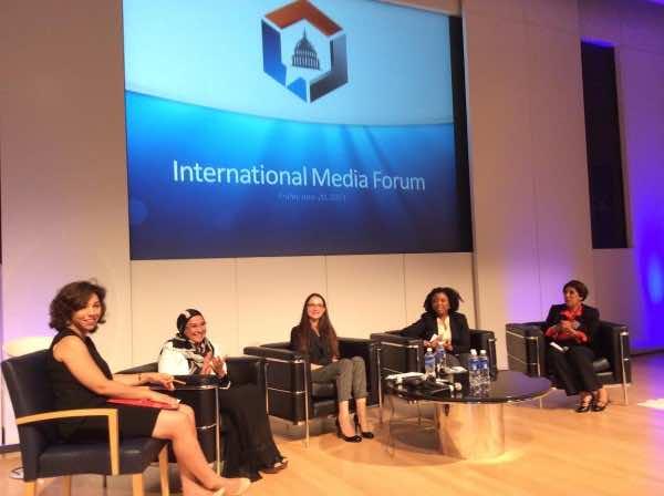 International Media Forum in Washington, For Better Morocco-US Diplomatic Ties