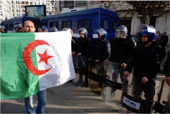 Is Algeria in Total Jeopardy?
