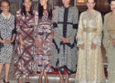 American First Family in Kaftan Dresses: A Symbolic Gesture of Friendship