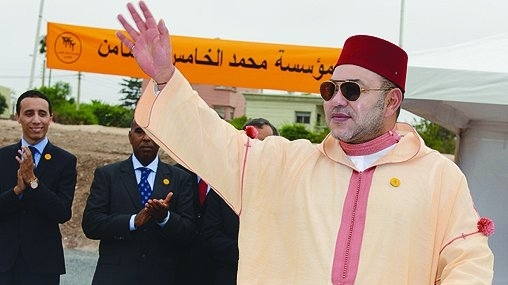 King Mohammed VI Launches in Rabat 'Ramadan 1437' Food Support Operation