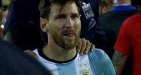 Argentina to Organize National March to Convince Messi to Rethink His Decision