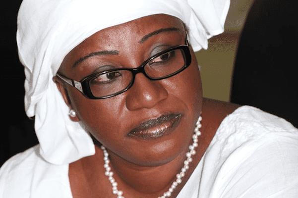 Malian Minister of Labour and Public Service, Raky Diarra Talla