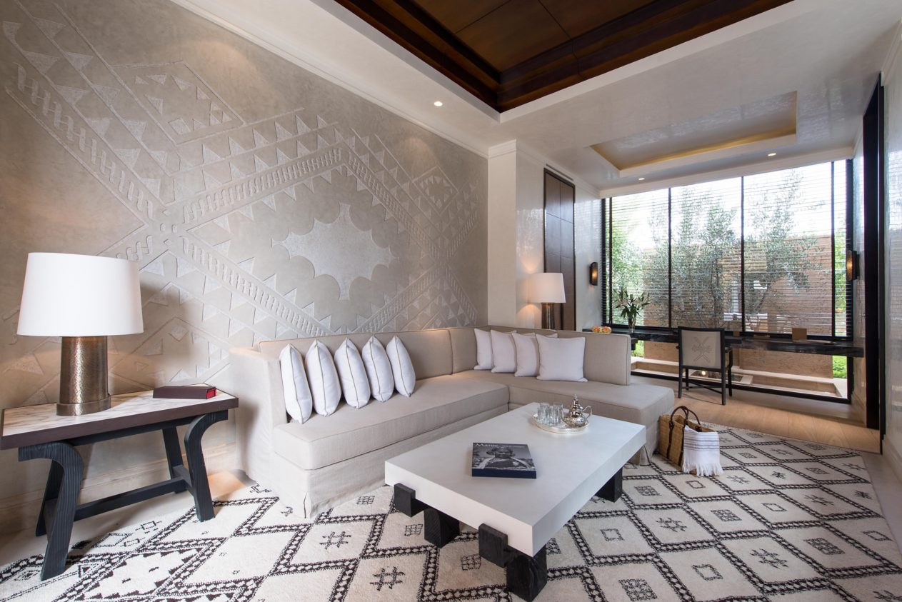 Mandarin Oriental, Marrakech Nominated as Luxury Resort with Best Design