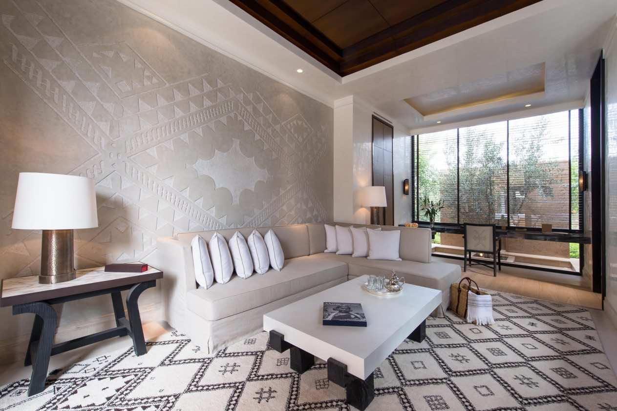 Mandarin Oriental, Marrakech Nominated as Luxury Resort with Best Design
