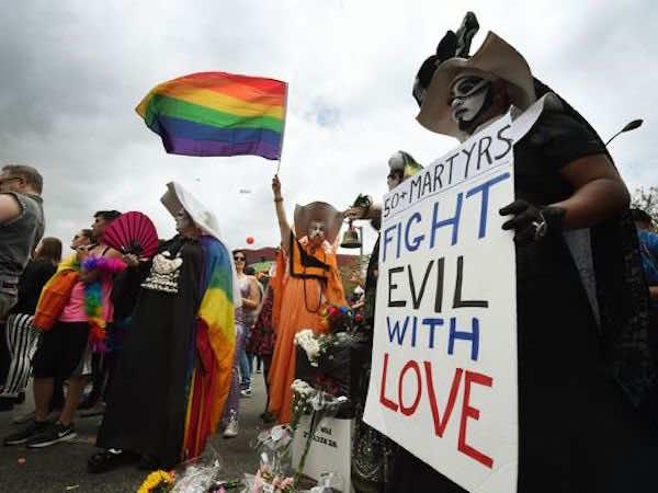 Mass shooting creates chaos at Orlando nightclub