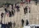 30 Migrants Storm Spanish Border Fence in Melilla