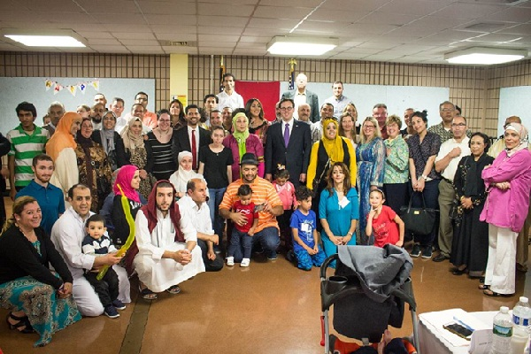 Moroccan American Community of Revere, Holds Interfaith Iftar