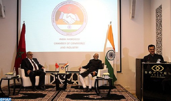 Morocco, India Create Chamber of Commerce and Industry