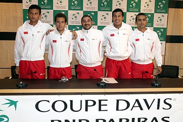 Morocco to Participate in the Davis Cup