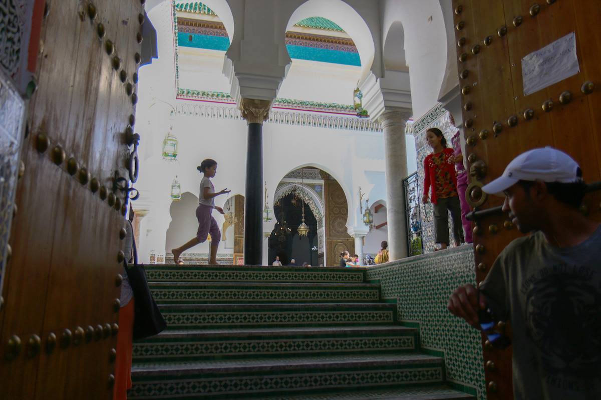 Moulay Idriss Mausoleum