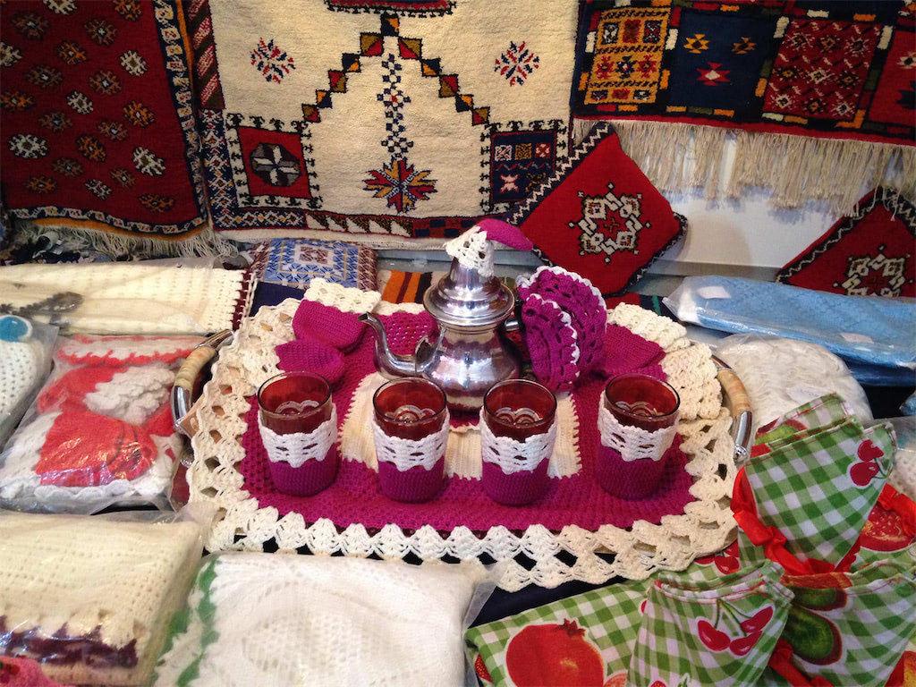 Ouzguiti Carpet Festival in Taznakht (2)