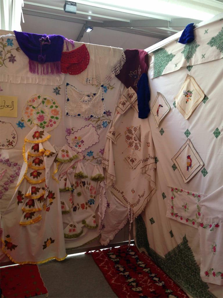 Ouzguiti Carpet Festival in Taznakht