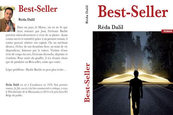"Réda Dalil's ""Bestseller"" Nominated for Arab Literature Prize in Paris"
