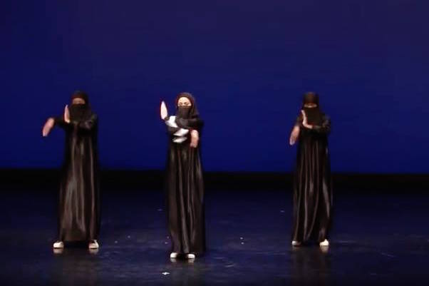 """We Are Muslims Don't Panic"": Female Dance Trio Challenges Islam Stereotypes through Hip-Hop"
