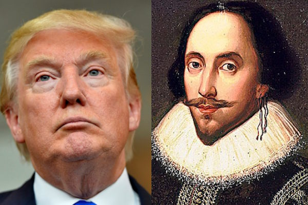 White Mentality from Othello to Donald Trump: Anything New?