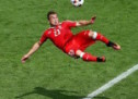The Fantastic goal by Xherdan Shaqiri: Switzerland vs Poland 1-1