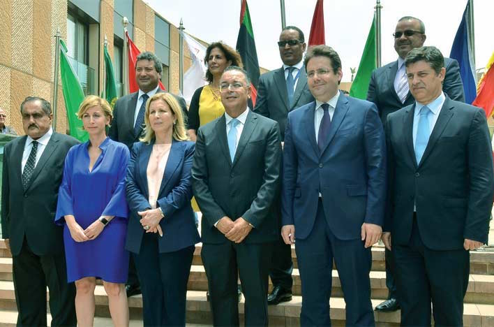 5+5 Dialogue Tourism Conference Releases Declaration of Casablanca