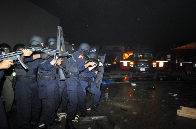 Casablanca Security Forces Thwart Attempt at Collective Prison Breakout