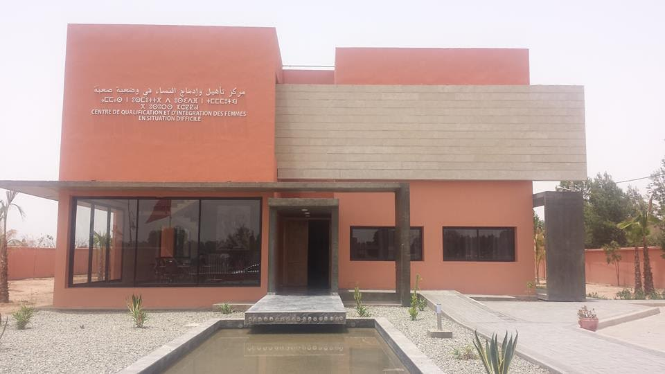 Center for rehabilitation of women in hard situation