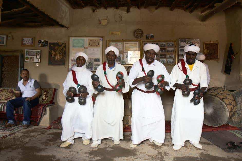 Gnawa Music in Ouarzazate