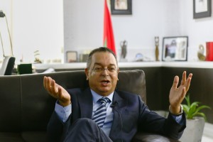 Lahcen Haddad, Morocco's Minister of Tourism