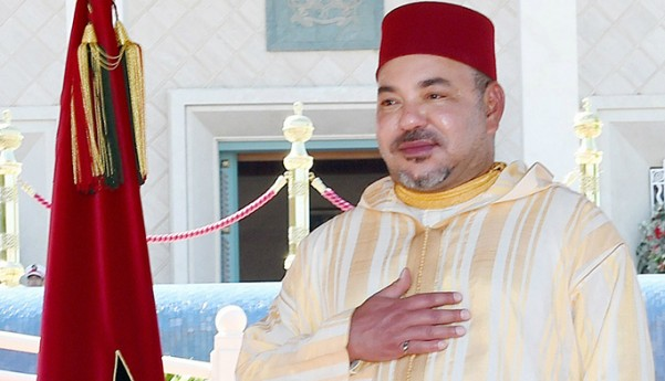 King of Morocco