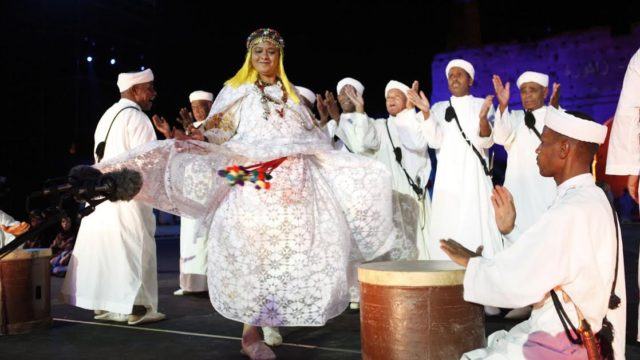 Marrakech's National Festival of Popular Arts