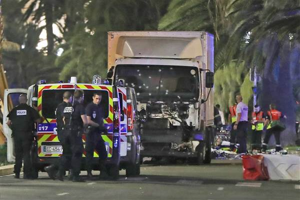 Nice Attack: Monitoring Structure Put in Place at Morocco's General Consulate in Marseille
