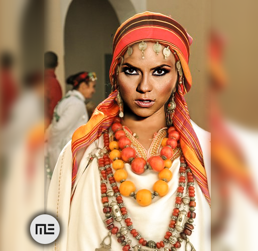 Moroccan Artist Portrays International Singers as Moroccans