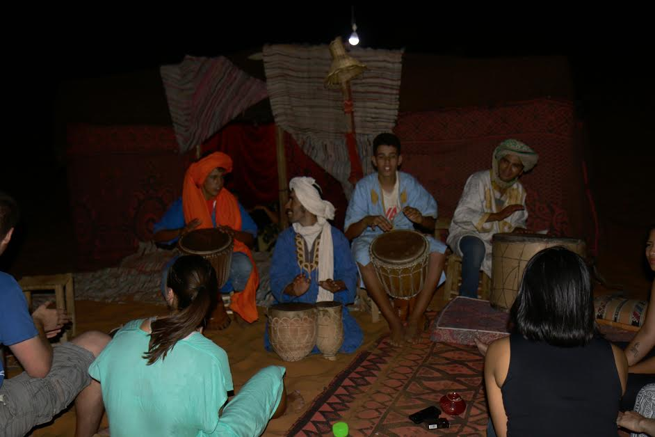 Music in the Sahara