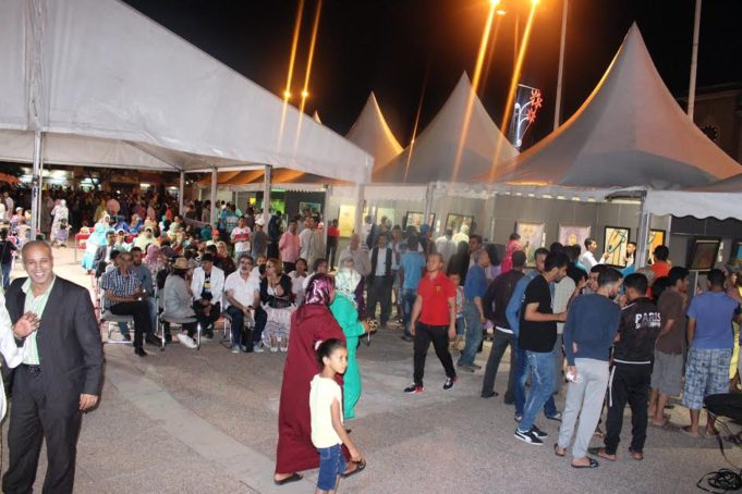 Settat Hosts the International Forum of Plastic Arts in Morocco