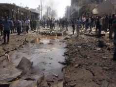 Syrian Bomb Explosion Kills Dozens