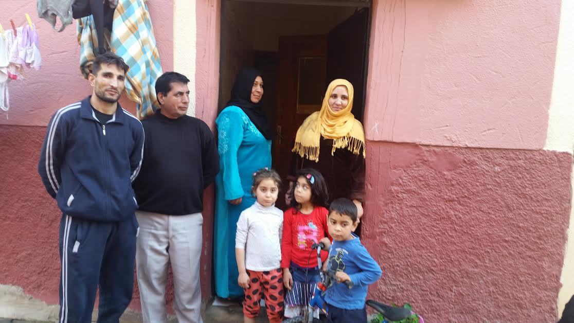 Syrian Refugees in Morocco