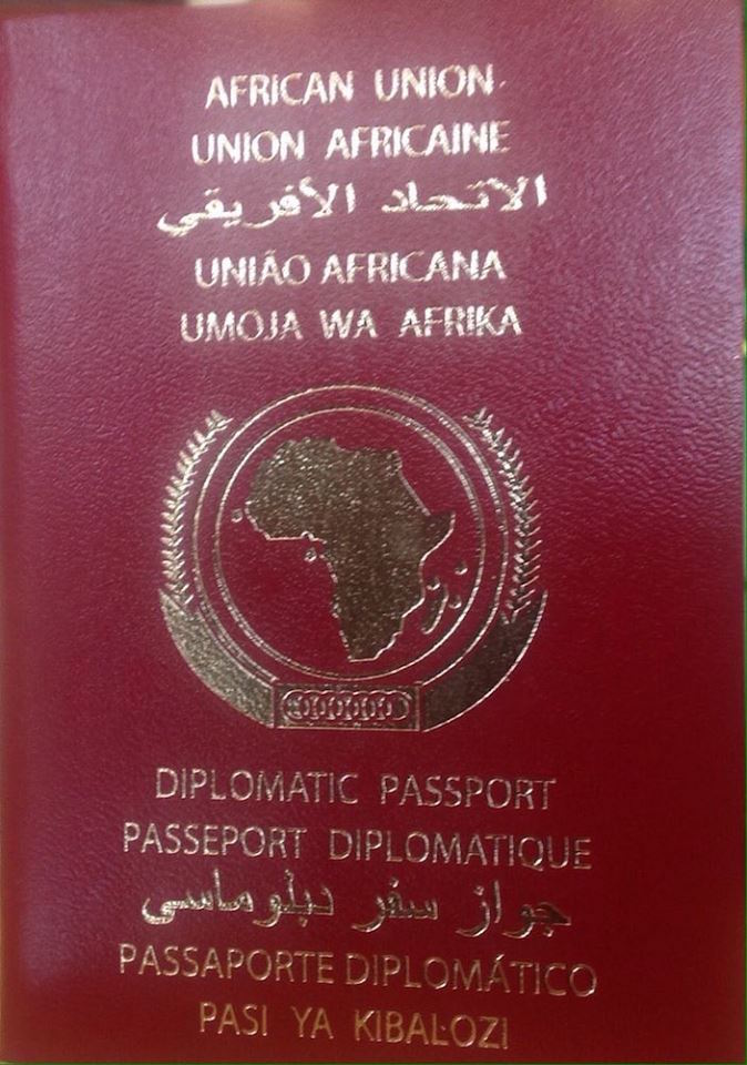 The Pan African New Passport