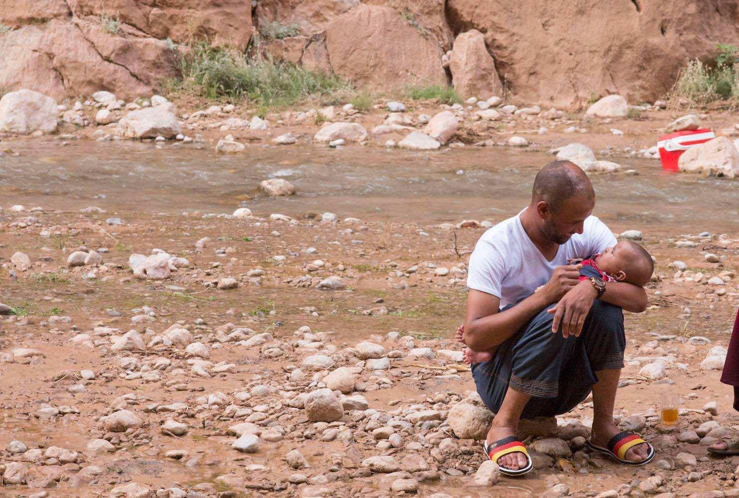 The Tough Todgha Gorge, Morocco