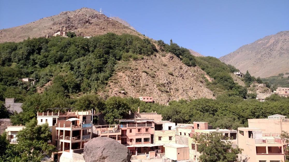 Toubkal- Difficult Hike, Worth the Effort