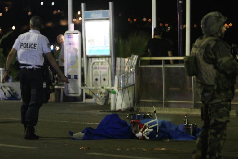 Truck Attack Killed 84 People in Nice, France, the World Mourns