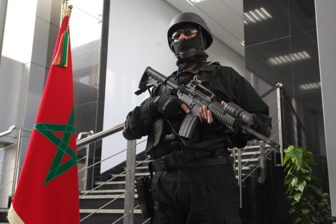 Morocco's BCIJ Dismantles New Terror Cell with Alleged ISIS Ties in Kenitra