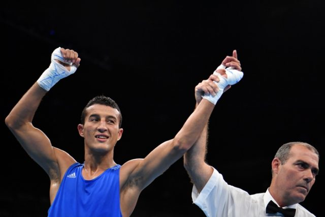2016 Olympics: Morocco's Boxer Hamout Through to Round 16