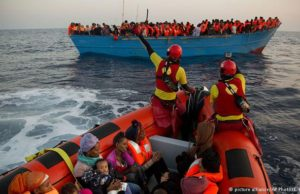 70 Migrants Rescued Off Spanish Coast
