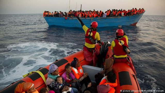 70 Migrants Rescued Off Spanish Coast