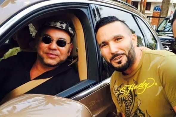 Algerian Singer Reda Taliani Affirms his Love for Morocco