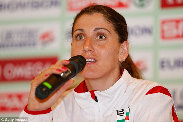 Bulgarian Silvia Danekova Fails Drugs Test