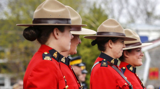 Canada Allows Muslim Women Police to Wear Hijab as Part of Uniform