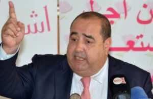 Driss Lachgar, USFP's General Secretary