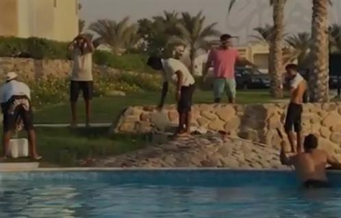 Egyptian Woman Forced to Get out of Swimming Pool due to Her Swimwear