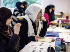 Empowering Muslim women by the means of education