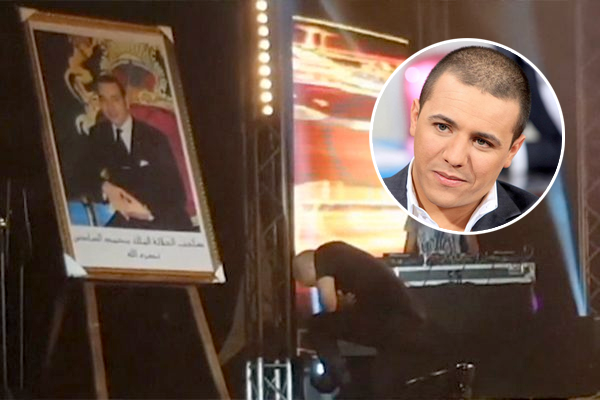 Faudel's Bow to Morocco's King Mohammed VI Stirs Controversy in Algeria