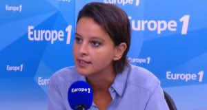 France's Minister of Education, Najat Vallaud Belkacem