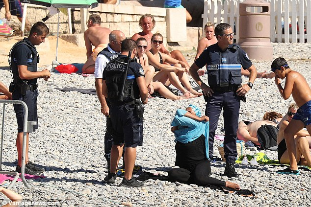 Burkini Ban in France